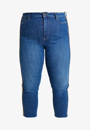 REGAL ANKLE-5-POCKET - Jeans Skinny Fit - eden indigo wash
