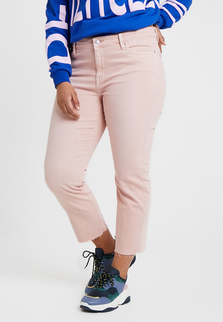 Lauren Ralph Lauren Woman - Straight leg jeans - primrose wash