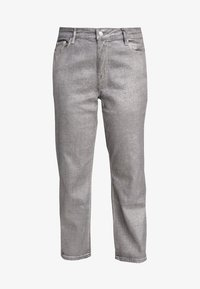 Lauren Ralph Lauren Woman - FIVE POCKET - Slim fit -farkut - bright pewter wash - 3