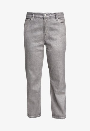 FIVE POCKET - Jeans slim fit - bright pewter wash