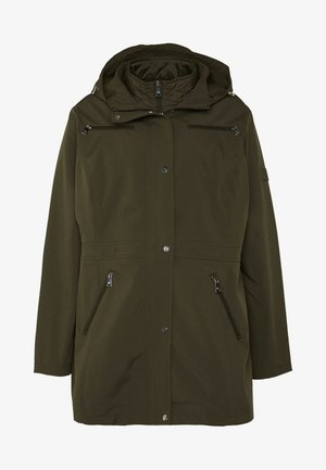 SYNTHETIC COAT - Parka - light olive