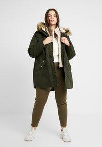 Lauren Ralph Lauren Woman - COAT - Parka - olive - 1
