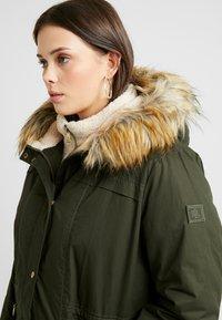 Lauren Ralph Lauren Woman - COAT - Parka - olive - 7