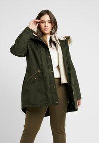 Lauren Ralph Lauren Woman - COAT - Parka - olive - 0