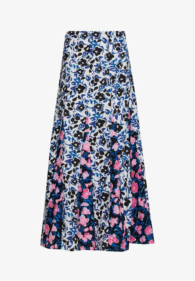 MIX PRINT SKIRT - A-line skirt - multi