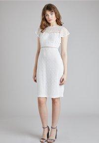 Lost Ink - Denní šaty - white - 1