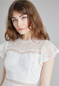 Lost Ink - Denní šaty - white - 3