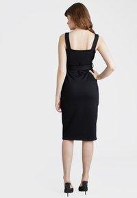 Lost Ink - Day dress - black - 2