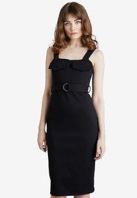 Lost Ink - Day dress - black - 0