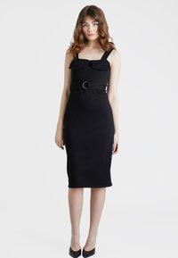 Lost Ink - Day dress - black - 1