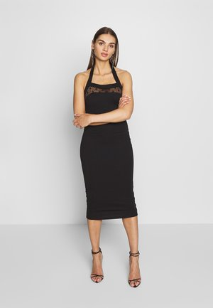 BODYCON DRESS - Vestido de tubo - black