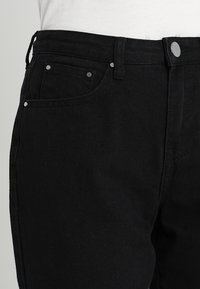 Lost Ink - VINTAGE MOM - Jeans baggy - black - 3