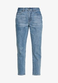 Lost Ink - TOMBOY POWDER WASH - Relaxed fit jeans - light denim - 4