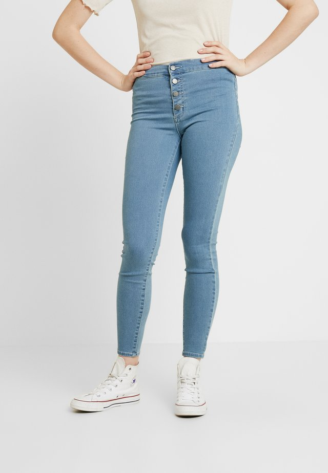 Jeggings - light denim