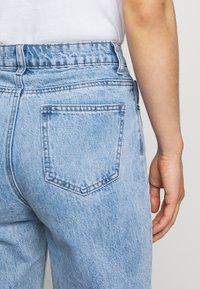 Lost Ink - STRAIGHT WINTER ICE - Straight leg jeans - light denim - 3