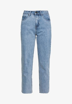 STRAIGHT WINTER ICE - Jeans straight leg - light denim
