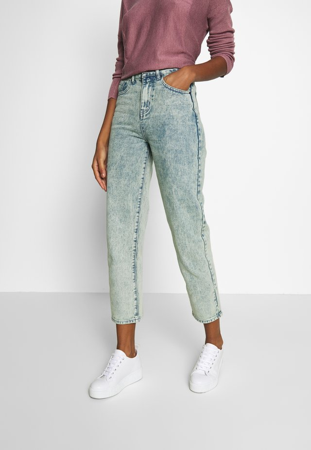 HW STRAIGHT - Jeans Straight Leg - acid wash