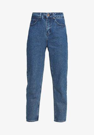 STRAIGHT CAMOMILLE - Straight leg jeans - dark denim