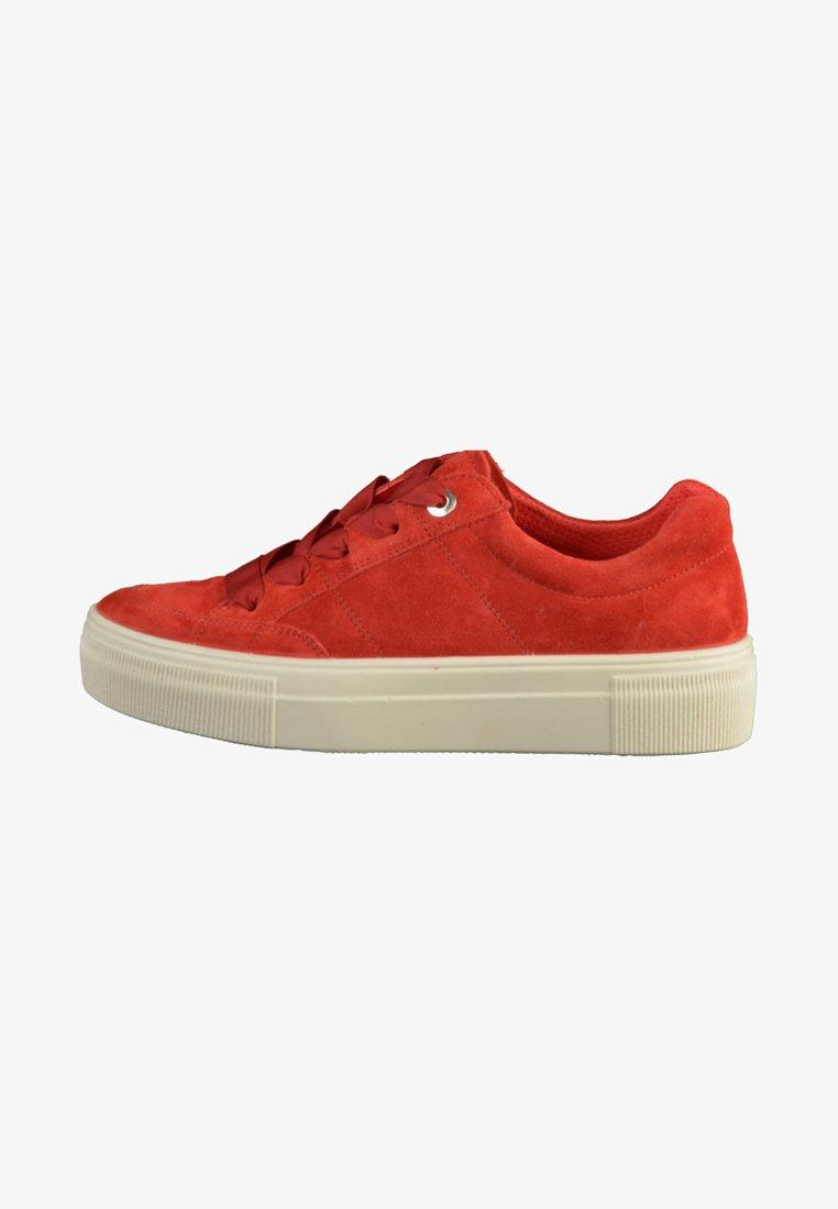 Legero - Sneakers laag - red
