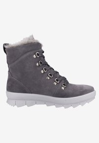 Legero - Lace-up ankle boots - gray - 6