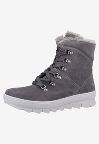 Legero - Lace-up ankle boots - gray - 2