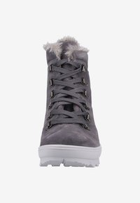 Legero - Lace-up ankle boots - gray - 5