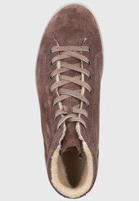 Legero - Sneakers hoog - brown - 1