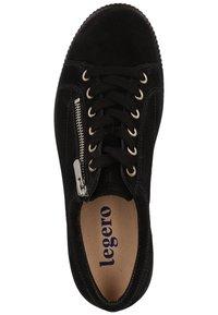 Legero - Sneaker low - black - 1