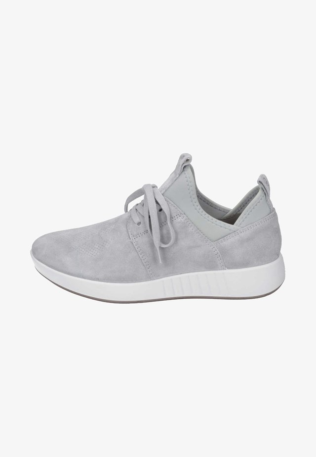 Sneakers high - light grey