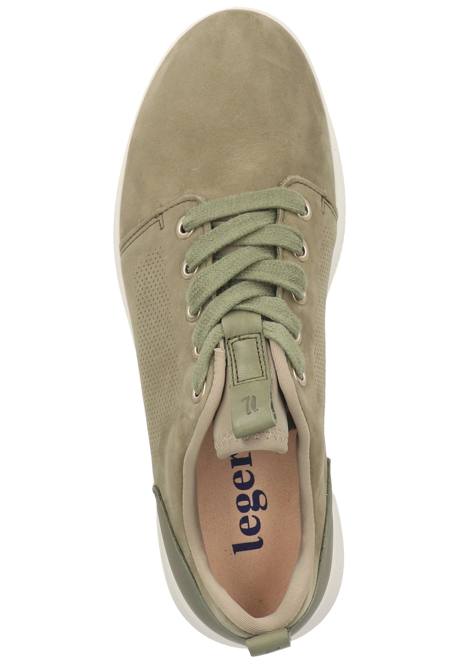 Legero Sneakersy niskie - dusty olive