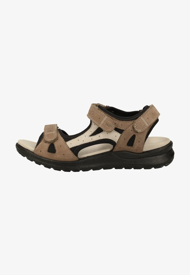 Sandały trekkingowe - taupe (grau) 24
