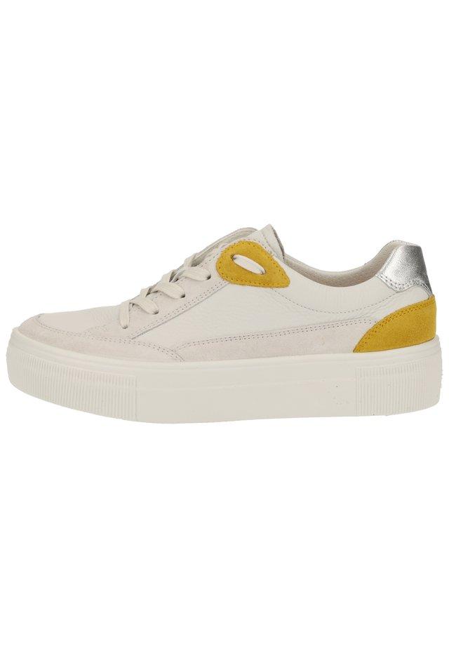 LEGERO SNEAKER - Sneakersy niskie - offwhite multi 13