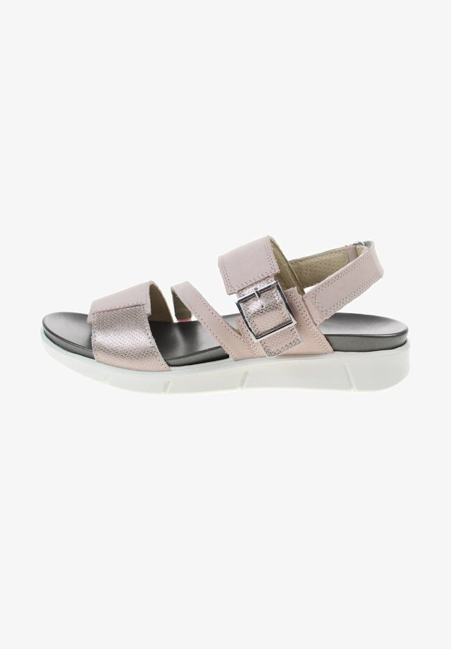 Platform sandals - orchideapink