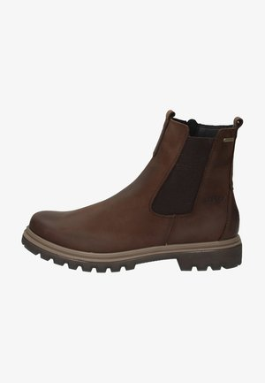 LEGERO - Ankle boots - brown