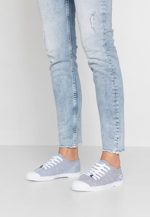 BASIC - Sneakers - blue
