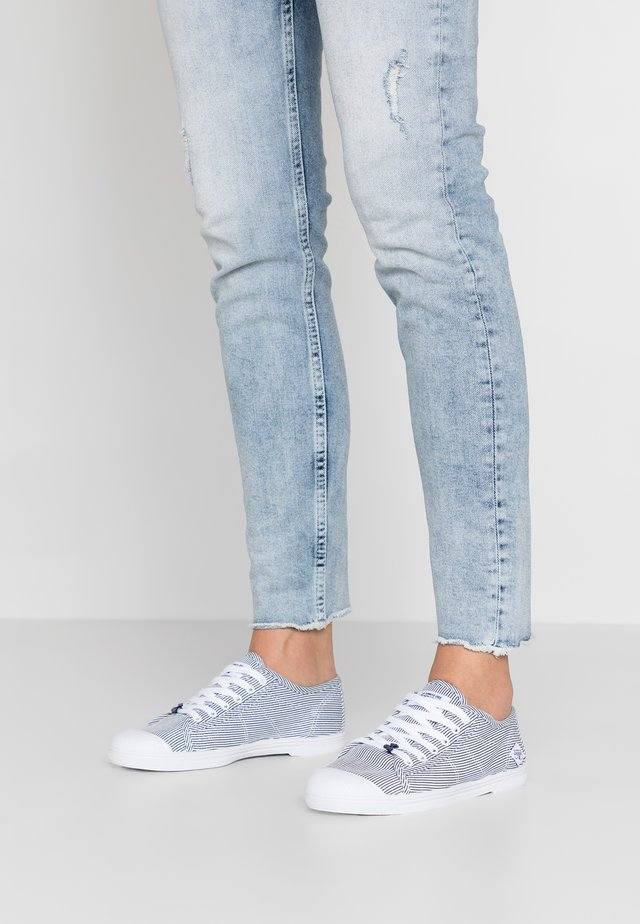 BASIC - Sneakers basse - blue