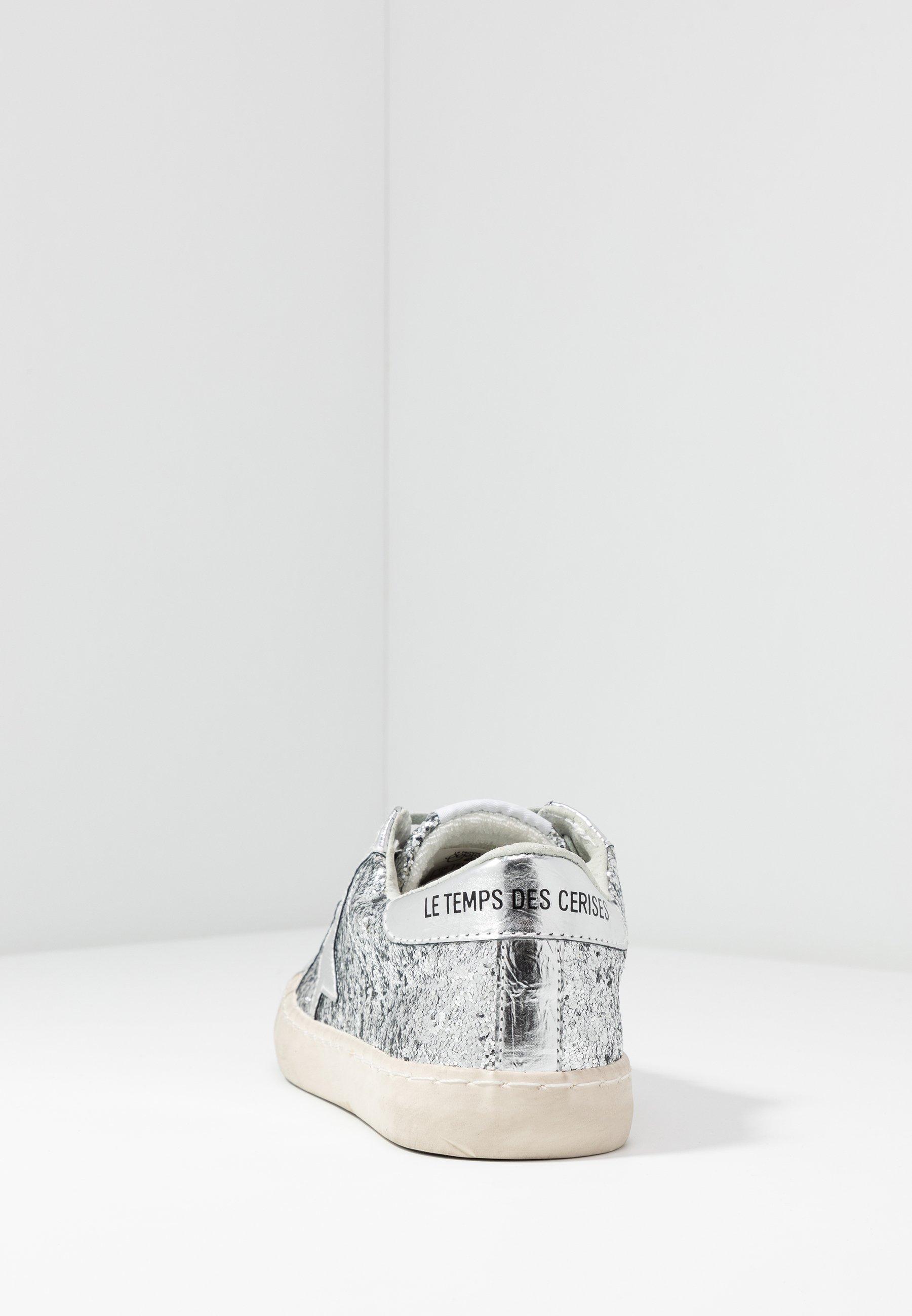 Le Temps Des Cerises CITY - Sneakers - silver