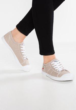 BASIC - Sneakers - perle