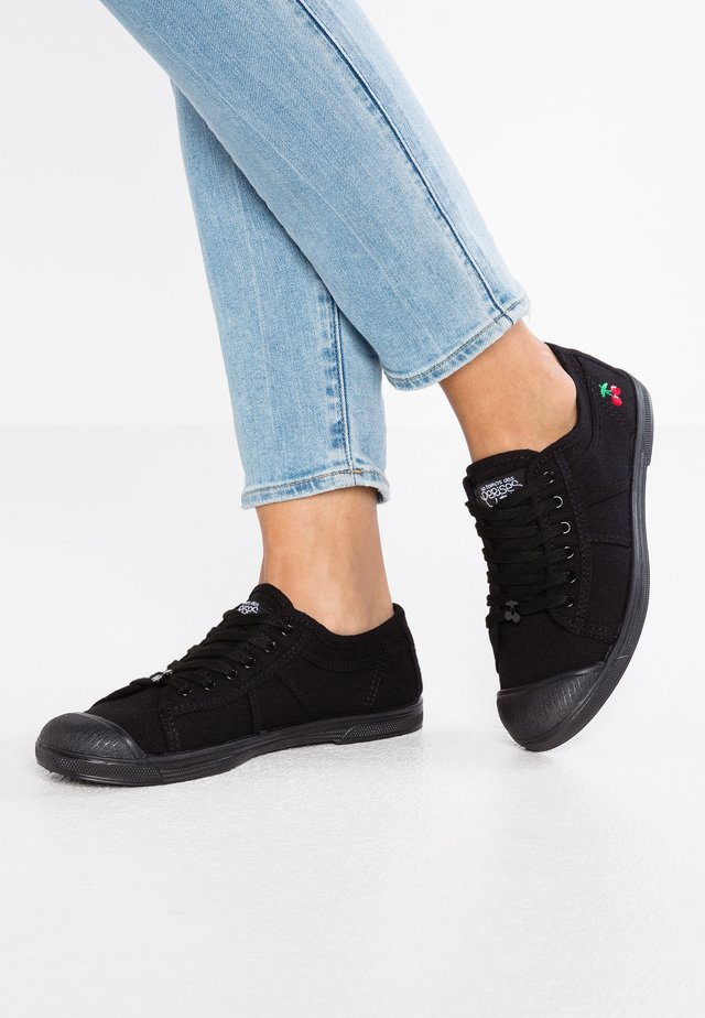 BASIC - Sneakersy niskie - mono black