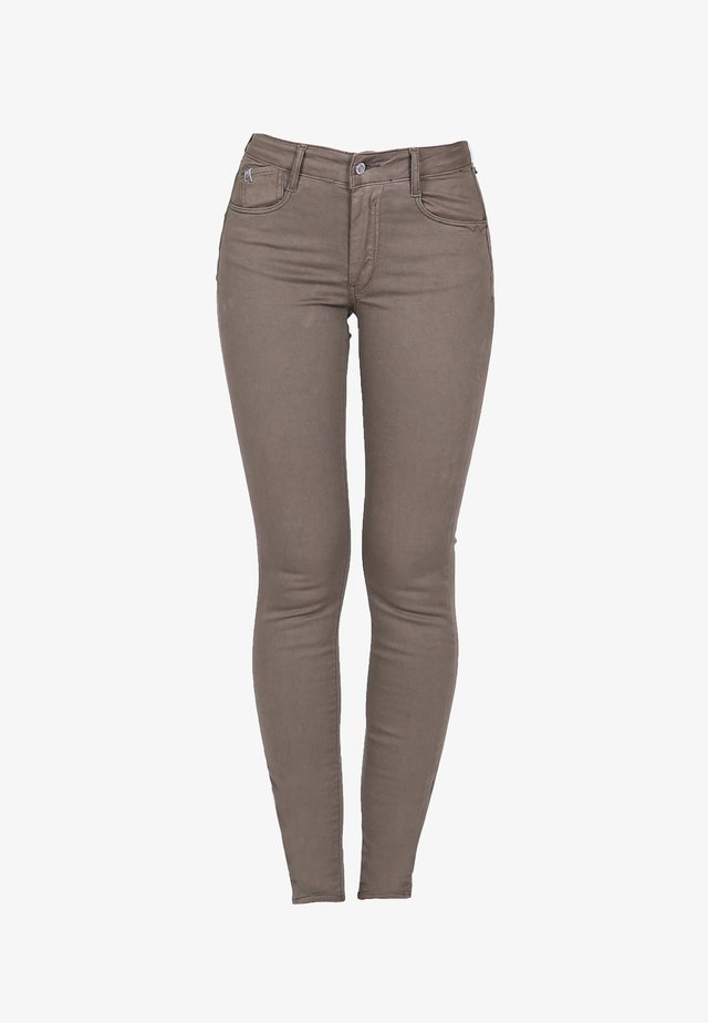 PULPHISL - Slim fit jeans - lizard