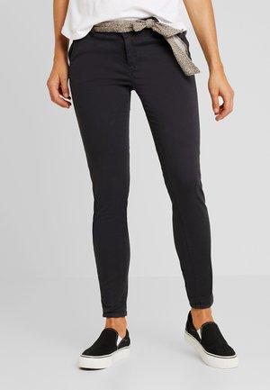 LIDY - Pantalon classique - anthracite