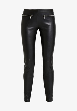 MONEY - Broek - black