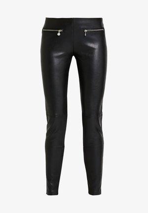 MONEY - Pantaloni - black