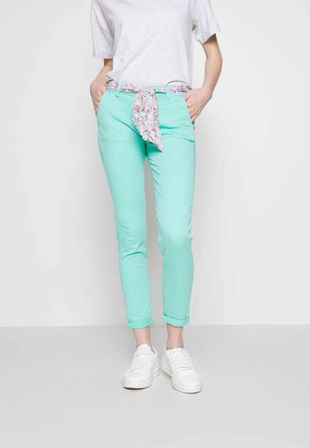 LIDY - Kalhoty - neo mint