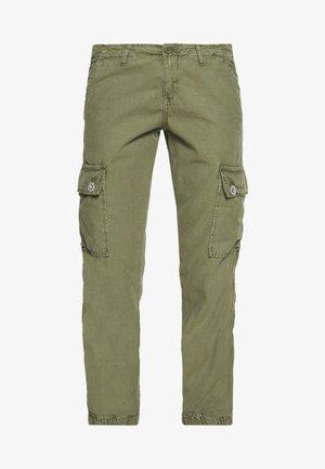 DAKOTA - Pantalon classique - light khaki