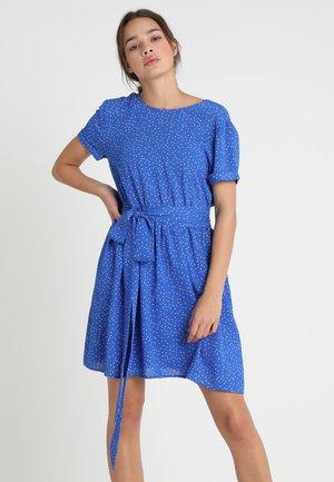 MARILYN - Denní šaty - blue