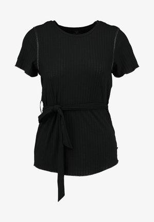 OPHELY - T-shirt print - black