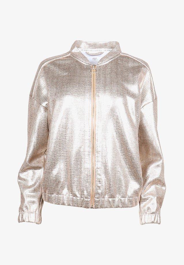 VANA  - Bomber Jacket - gold
