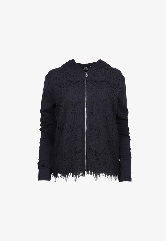 LETTO  - Zip-up hoodie - black