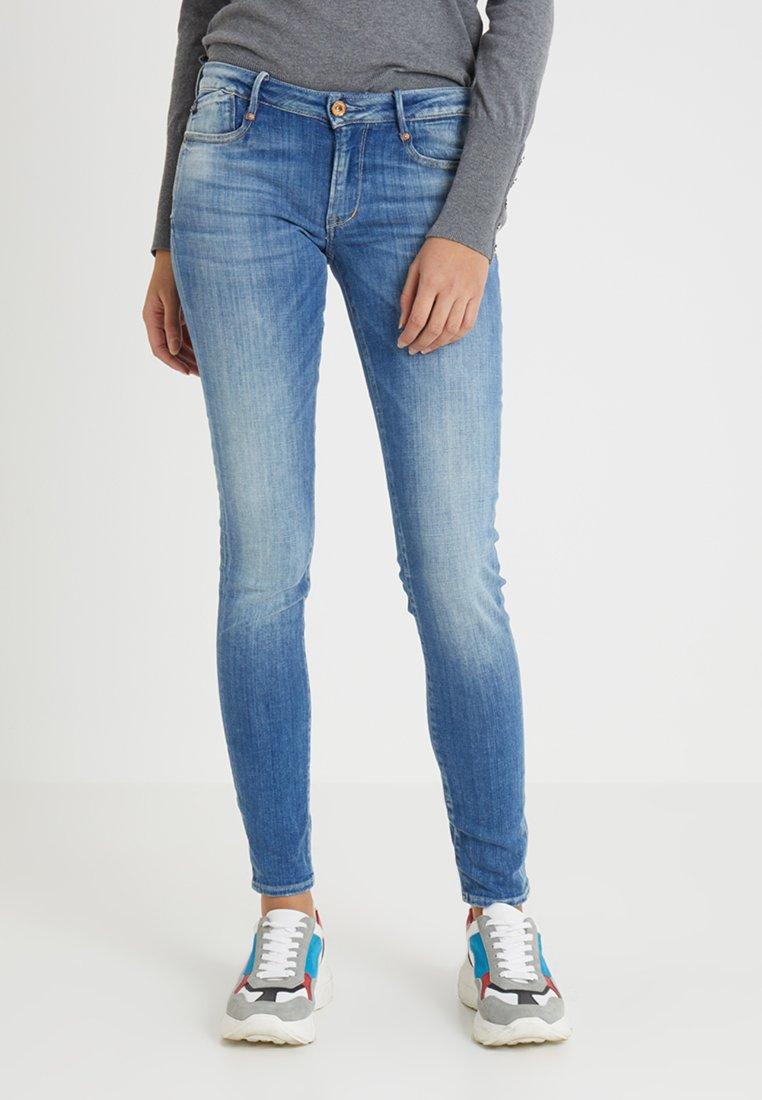 Le Temps Des Cerises - HERITAGE - Jeans Slim Fit - blue